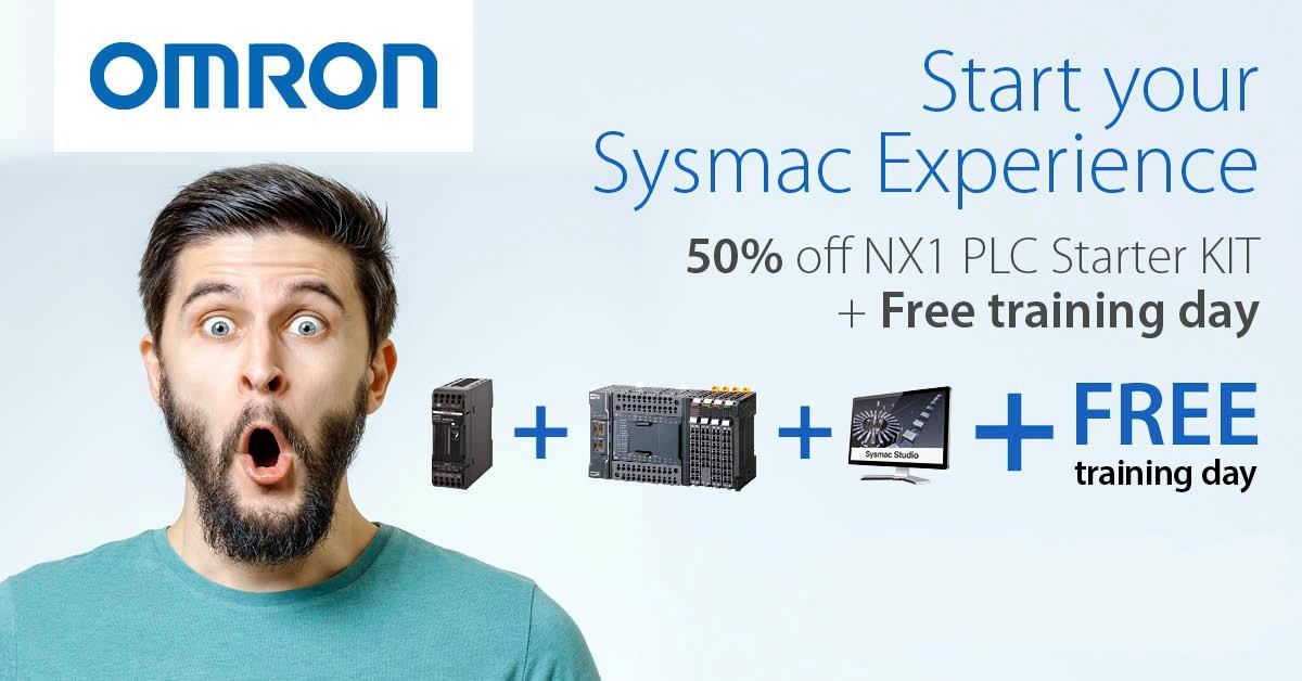 Omron NX1 PLC Kits