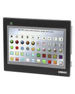Omron Compact HMI NB10W-TW01B