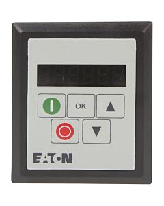 Eaton DX-KEY-LED2 Control Panel for DA1 and DC1