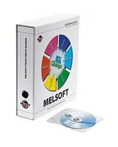 Mitsubishi SERVOCOM SOFTWARE CD
