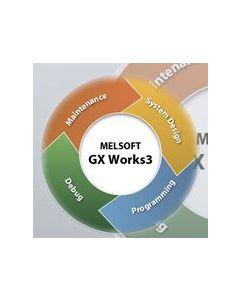 GXWorks3V015L0CE | Mitsubishi GX Works3 V01-5L0C-E | 999