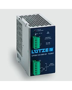 Lutze 722801 Switchmode Power Supply