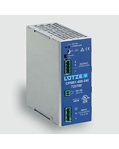 Lutze 723700 Switchmode Power Supply