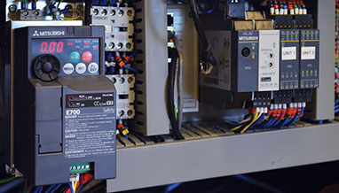 Mitsubishi Inverter Drives